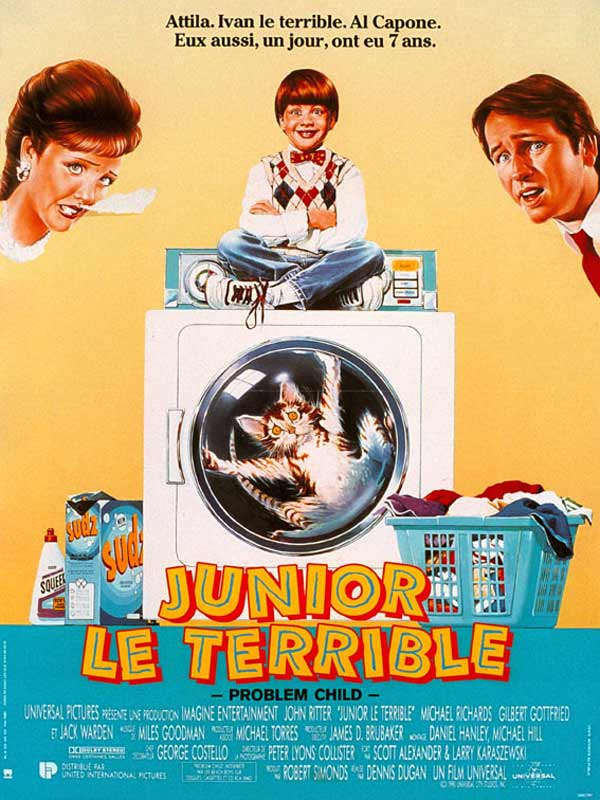 Junior le terrible - Trilogie