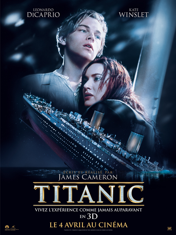 Titanic [FRENCH] [BLURAY 1080p 3D]