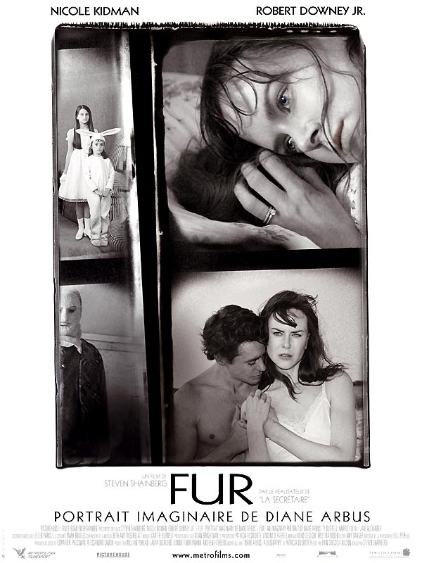Fur : un portrait imaginaire de Diane Arbus [FRENCH] [DVDRiP] [MULTI]