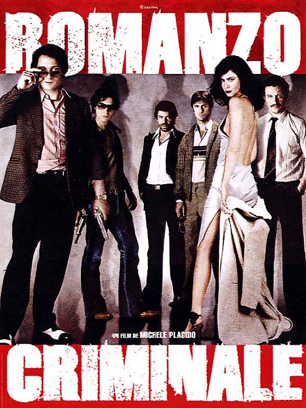 Romanzo criminale streaming