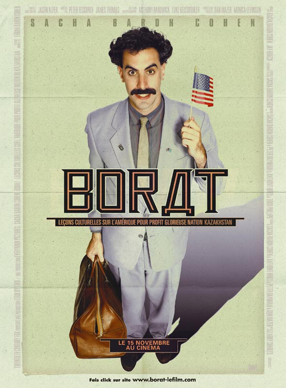 Borat [BDRIP|FR] [FS]