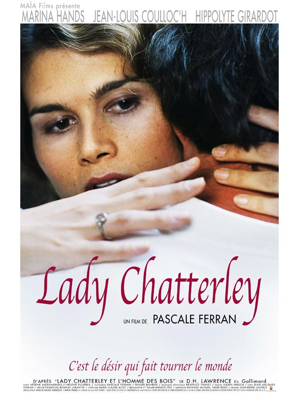 Lady Chatterley streaming