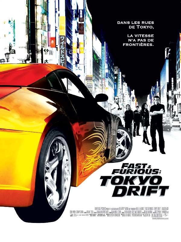 Fast & Furious 3 : Tokyo Drift