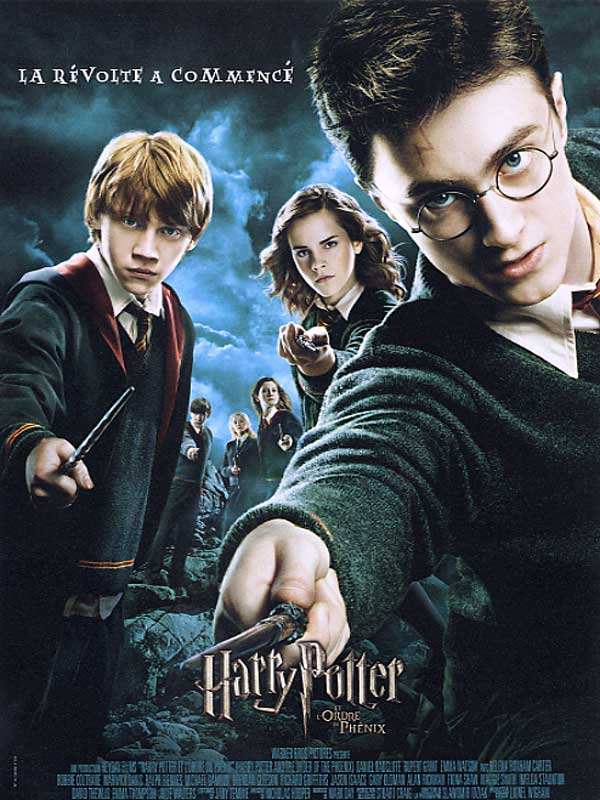Harry potter et l 39 ordre du ph nix film 2007 allocin - Harry potter et la chambre des secrets en streaming ...