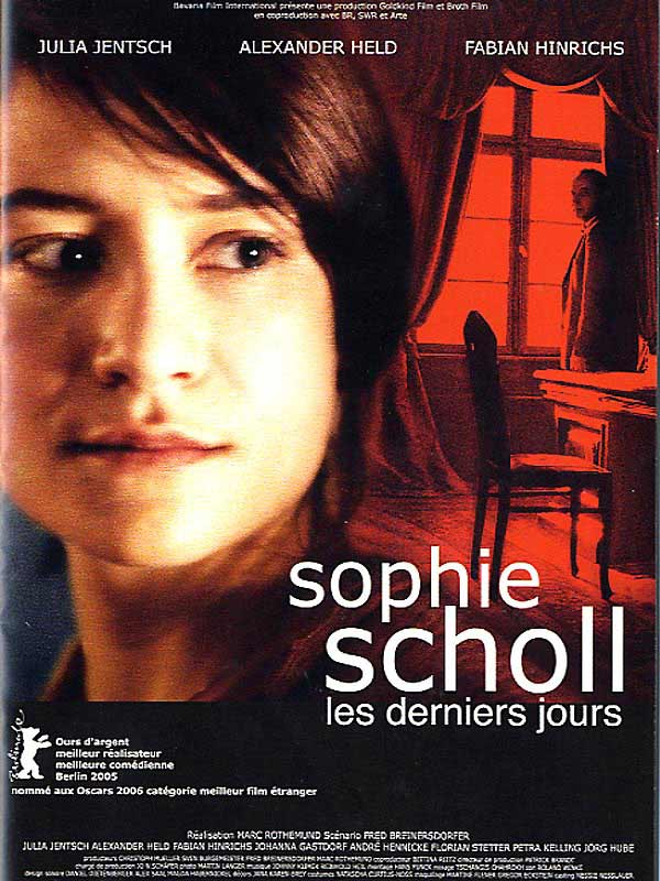 Sophie Scholl les derniers jours streaming