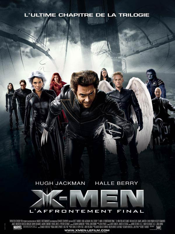 Titer : X -Men : The Last Stand | VF - DVDRiP