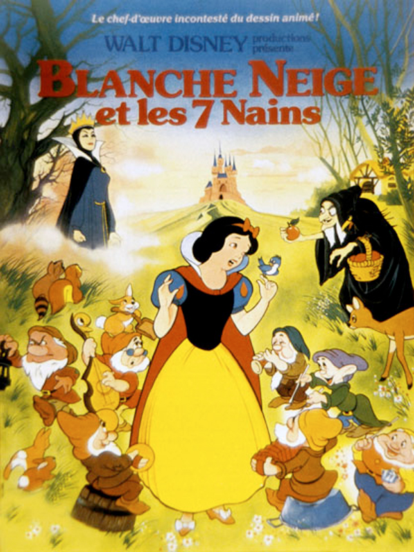 Blanche Neige et les sept nains [FRENCH|DVDRiP|AC3] [FS]