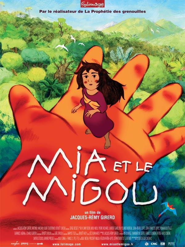 Mia et le Migou [FRENCH] [DVDRIP] [MULTI]