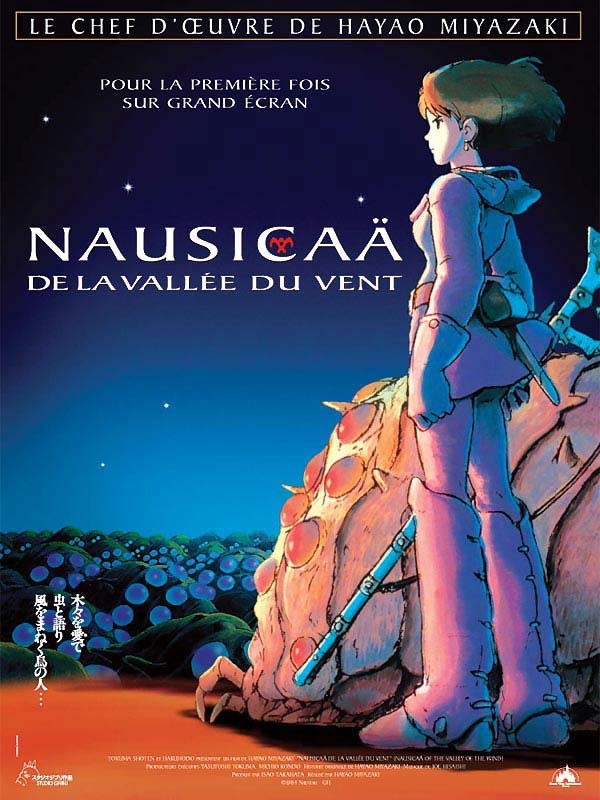 Nausicaä de la vallée du vent [FRENCH BRRiP]