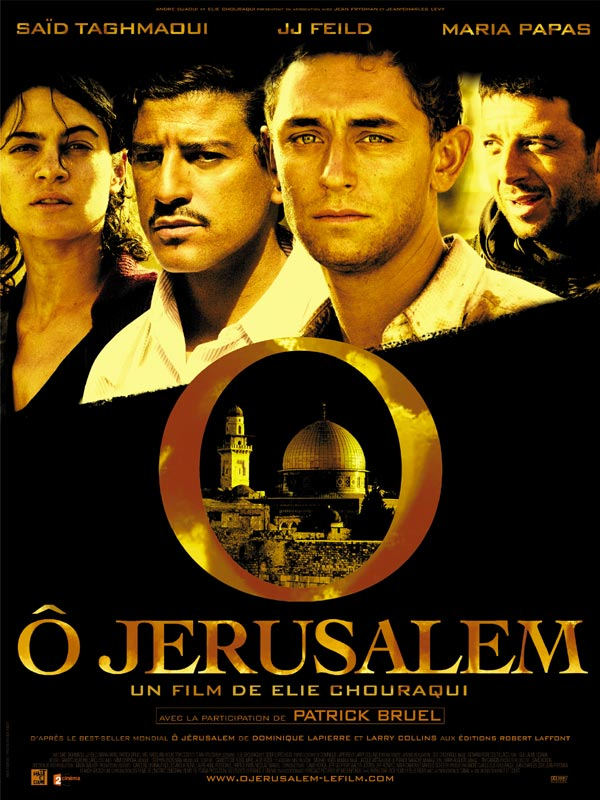 O Jerusalem streaming