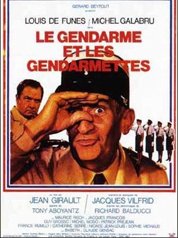 Le gendarme et les gendarmettes (UD)