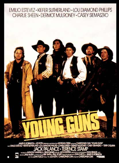 Young Guns [BDRIP] [FRENCH] AC3 [FS]