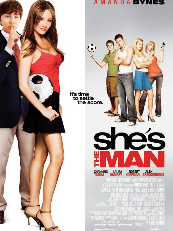 She's the Man [FRENCH] [DVDRiP] [RG]