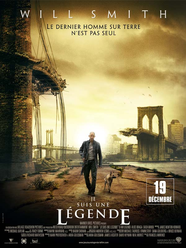 [MULTI] Je suis une légende (Version Alternative) [MULTI + TRUEFRENCH] [AC3] [BLURAY 1080p]