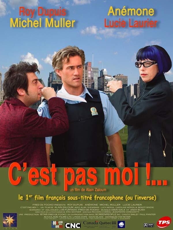C'est pas moi, c'est l'autre (2004) affiche