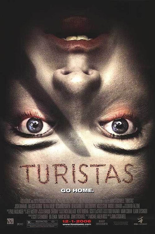 Turistas ( Paradise Lost) [DVDRIP - FRENCH] [AF]