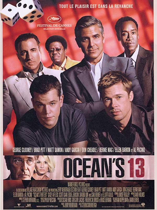 Ocean's 13 streaming