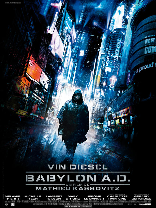 [Multi] Babylon A.D [BDRIP] 