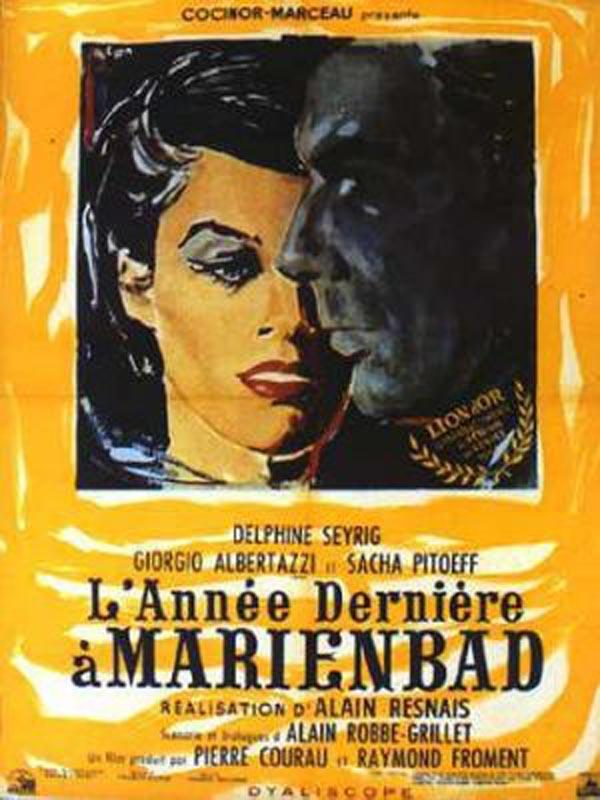 L'Ann�e derni�re � Marienbad
