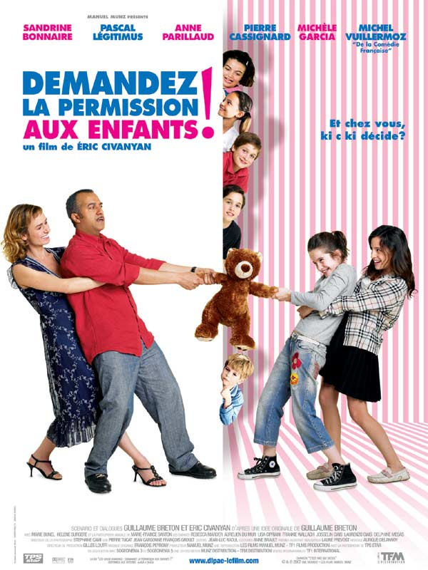 Demandez la permission aux enfants ! streaming