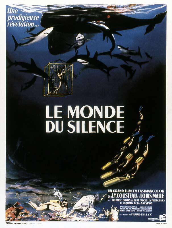Le Monde du silence dvdrip