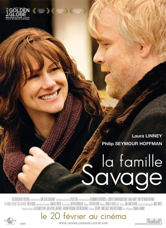 La Famille Savage [BDRIP|FR] [FS]