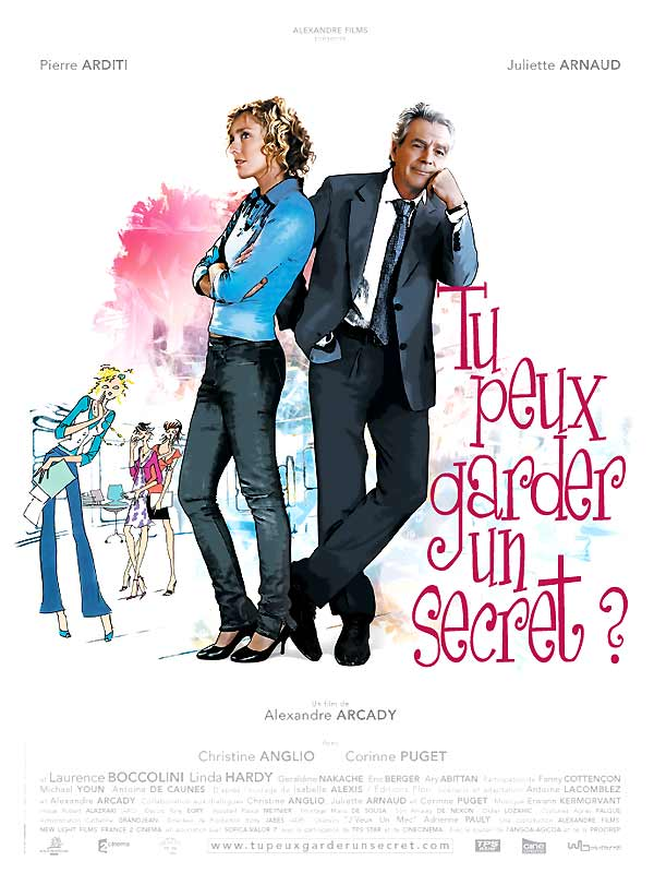 [FS]Tu peux garder un secret[DVDRIP] [French]