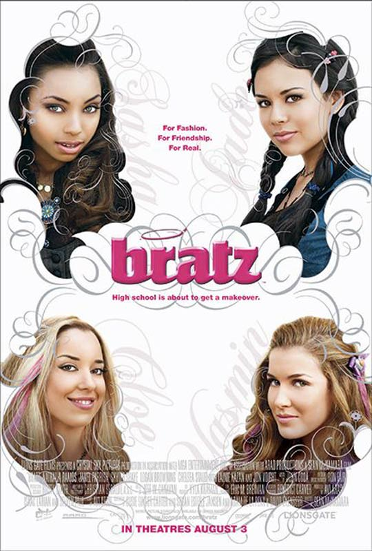 Bratz - In-sé-pa-rables !