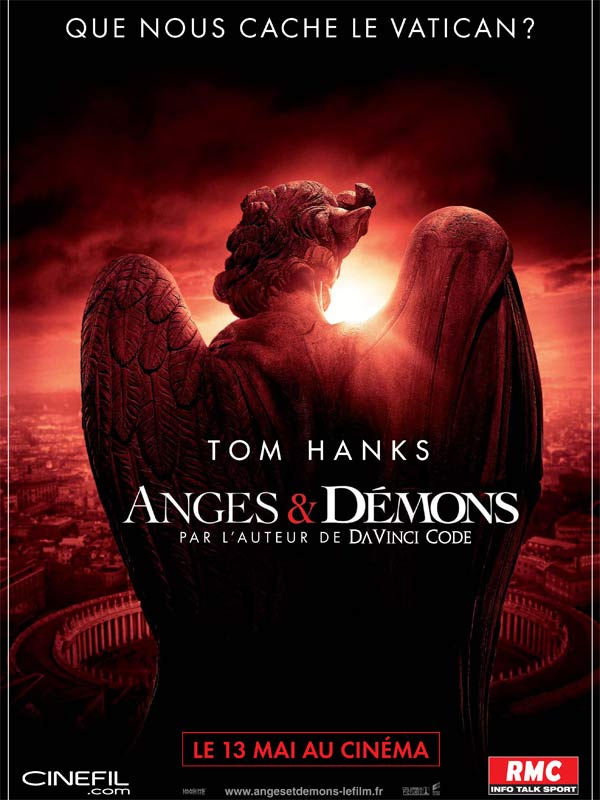 Anges et démons [DVDRIP] [FRENCH] AC3 [FS]