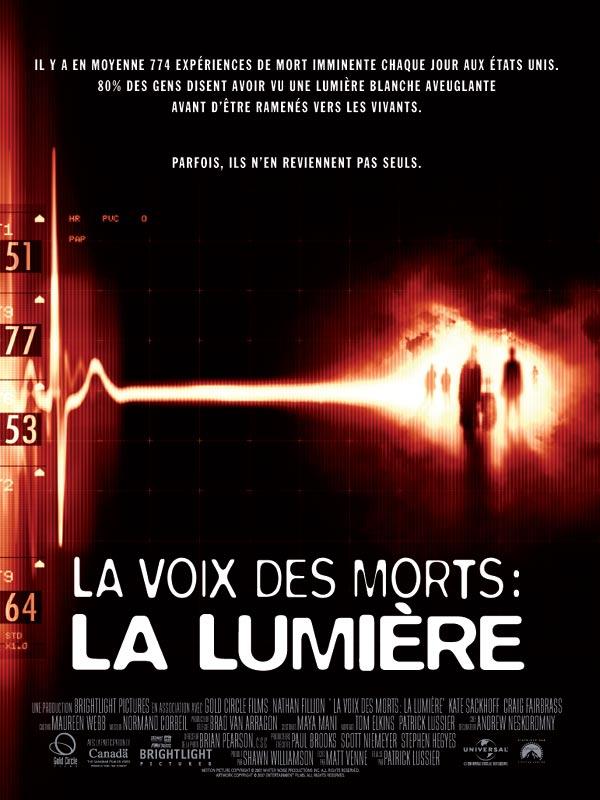 La Voix des morts : la lumière