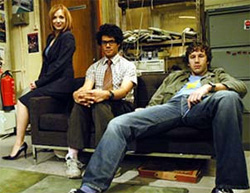 The IT Crowd S2E3 [VOSTFR]