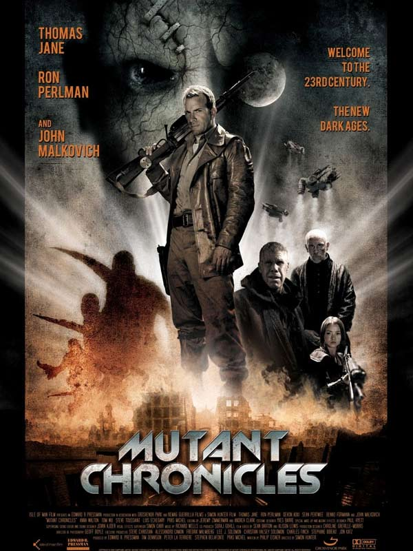 The Mutant Chronicles [FRENCH] [DVDRiP] [MULTI]