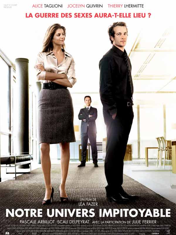 Notre univers impitoyable [ DVDRiP  FRENCH]