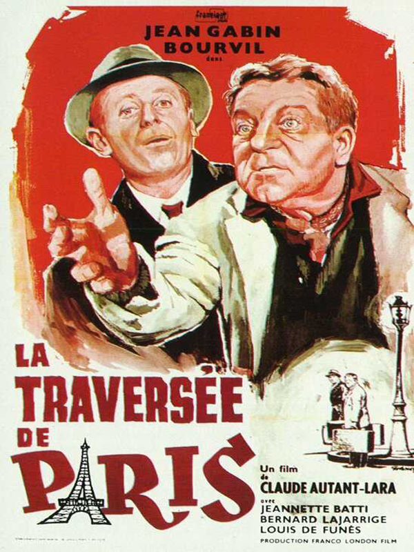 La Travers�e de Paris