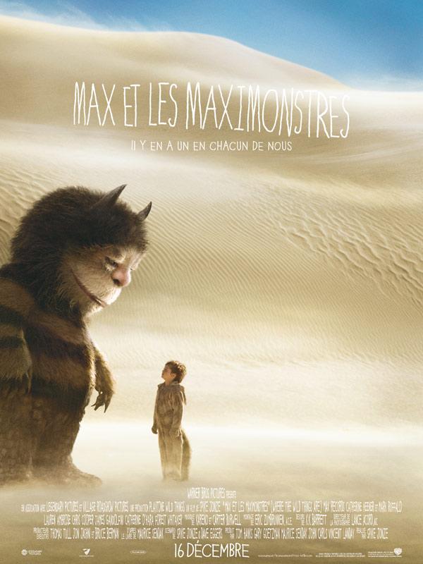 Max et les maximonstres [VOSTFR|DVDRiP|AC3] [FS]