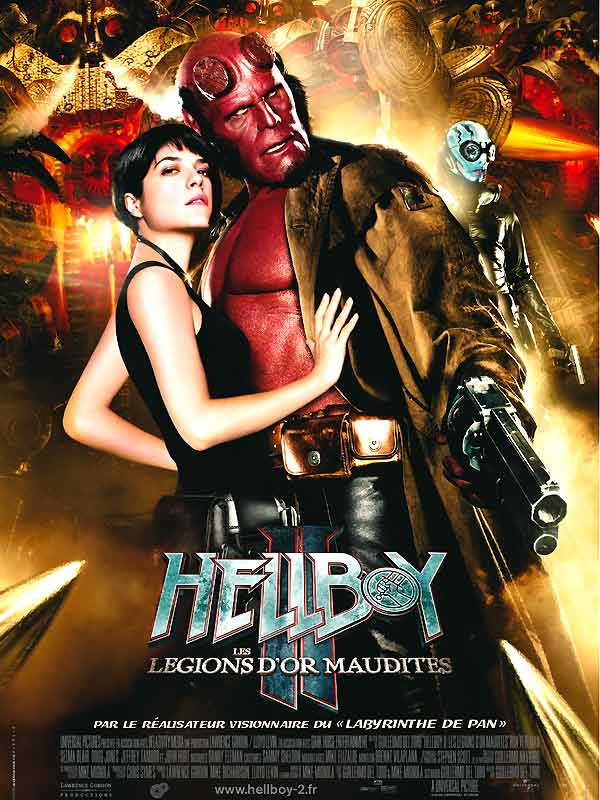 Hellboy II les légions d'or maudites [DVDRIP] [TRUEFRENCH] AC3 [FS]