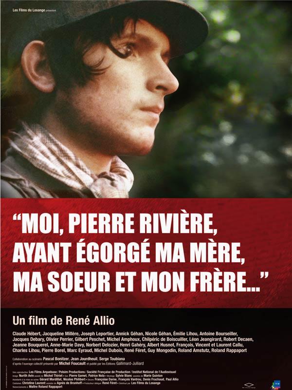Moi, Pierre Rivi�re, ayant �gorg� ma m�re, ma soeur et mon fr�re