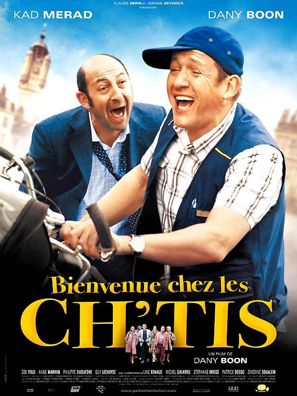 Bienvenue chez les Ch'tis [DVDRIP|FR] [ReUP] [UD]
