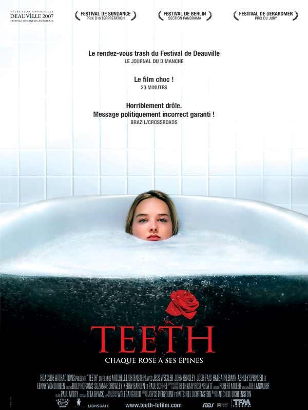 Teeth streaming