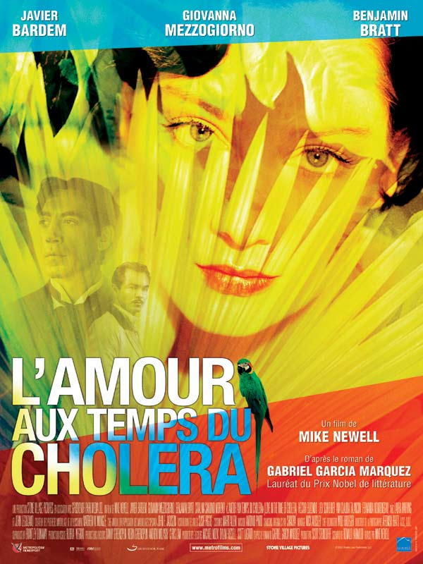 L'Amour aux temps du choléra ( 2007) |FRENCH| [DVDRIP] (FS)