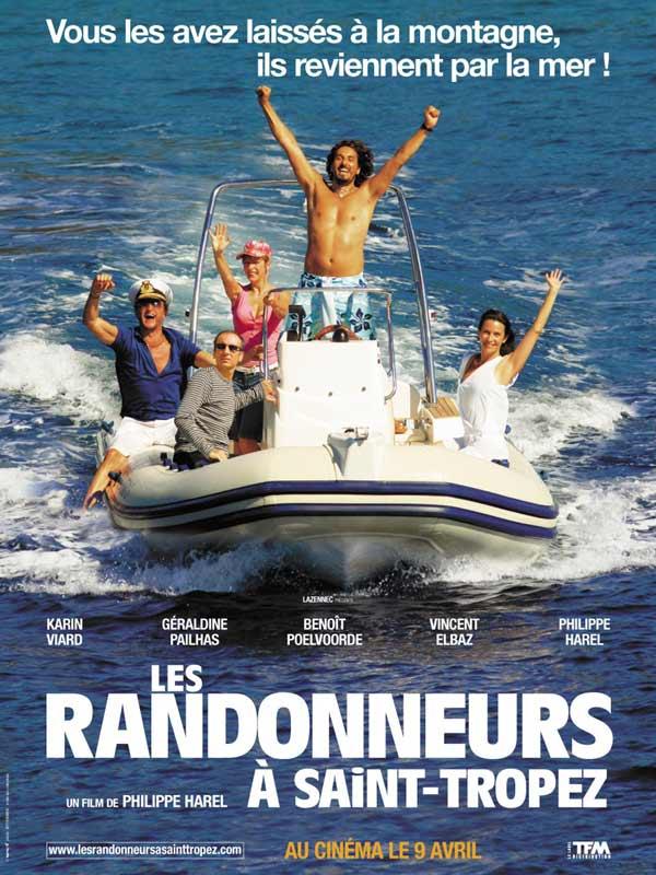 Les Randonneurs a Saint-Tropez streaming