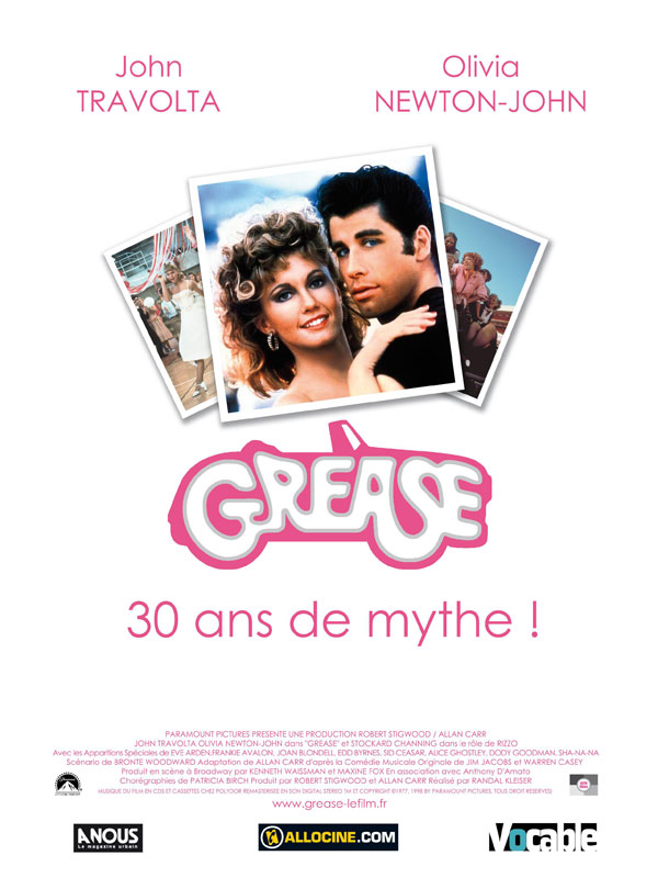[MULTI] Grease [DVDrip]