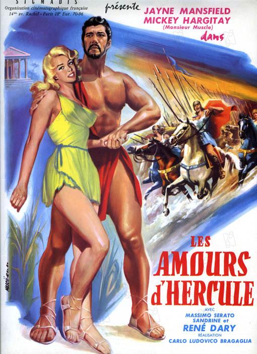 Les Amours d'Hercule dvdrip