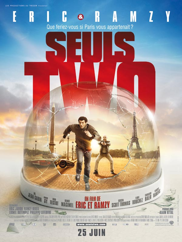 Seuls Two [DVDRIP] [TRUEFRENCH] AC3 [FS]