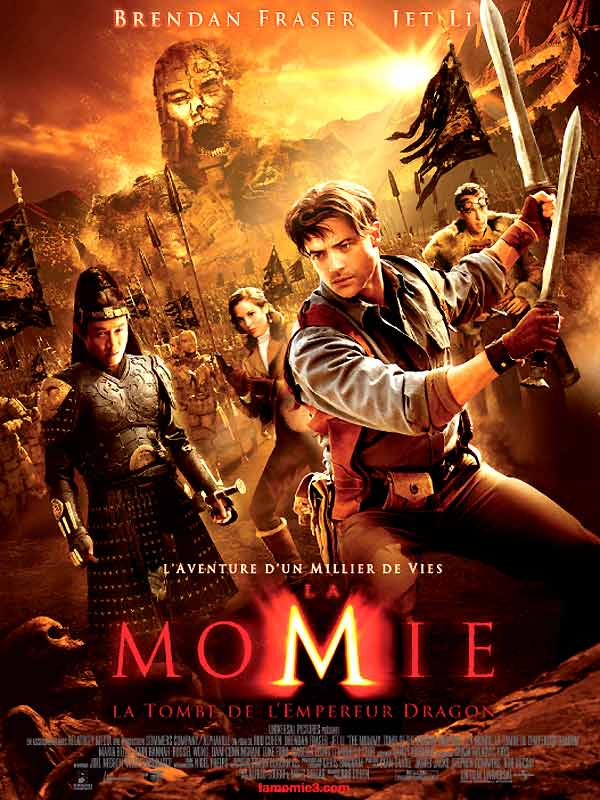 [UPTOBOX] La Momie la Tombe de l'Empereur Dragon [FRENCH] [DVDRIP]