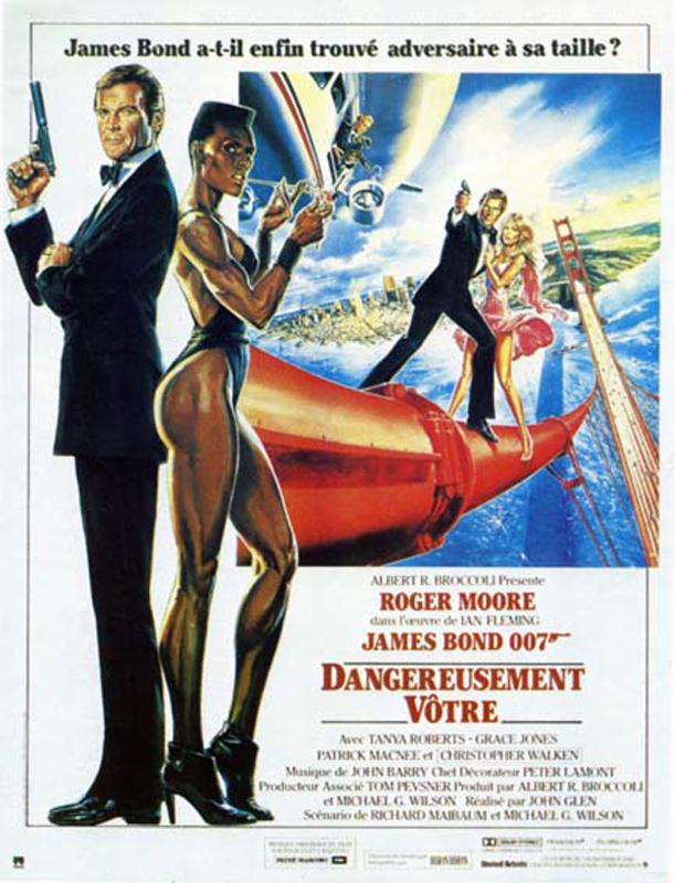 James Bond - Dangereusement vôtre