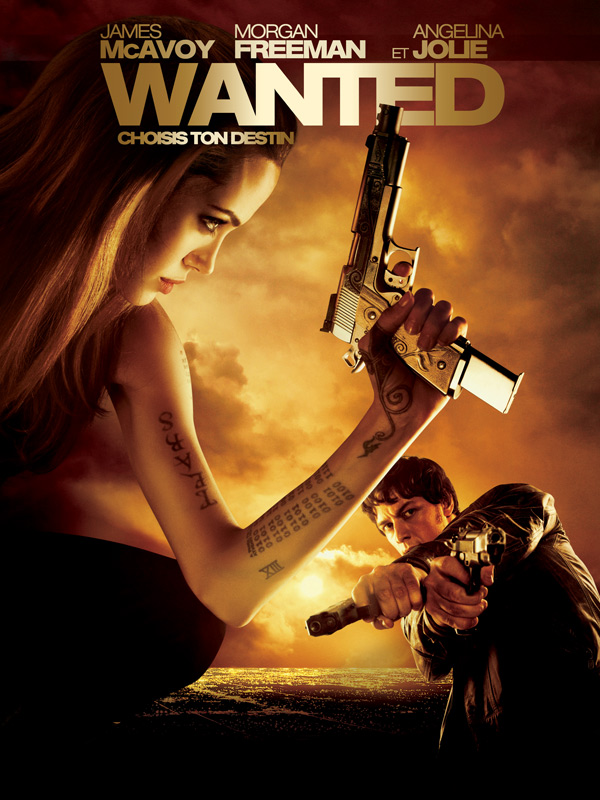 Wanted [DVDRIP|FR] [X264] [FS]