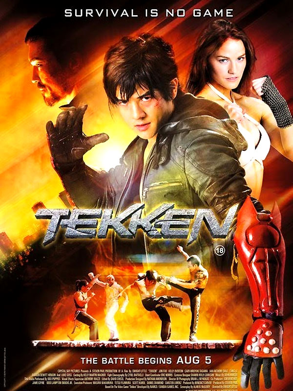 Tekken 2011 film streaming