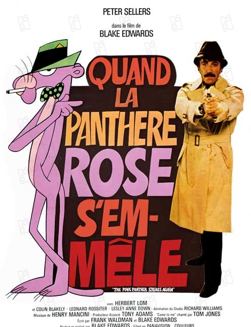 [MULTI] Quand la panth�re rose s'emm�le [DVDrip]