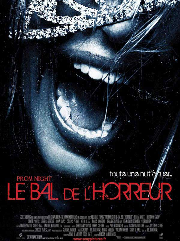Prom Night - le bal de l'horreur streaming